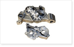 oil pump assembly (gear pump)